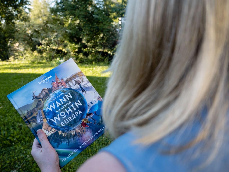 Lonely Planet Wann wohin Europa Buch