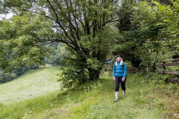 Muehlviertel Wandern Muehlviertler Alm Wanderung