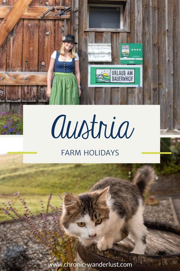 Austria Farm Holidays
