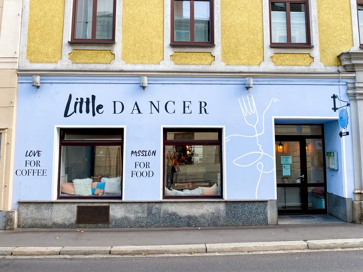 Frühstück Linz Little Dancer