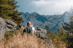 Scuol Urlaub Ferien Wandern