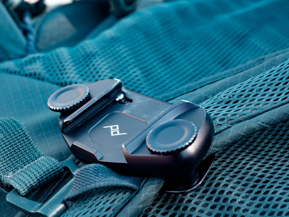 Peak Design Halterung Rucksack Kamera