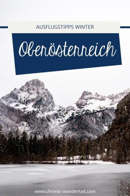 Ausflugstipps Winter Oberoesterreich