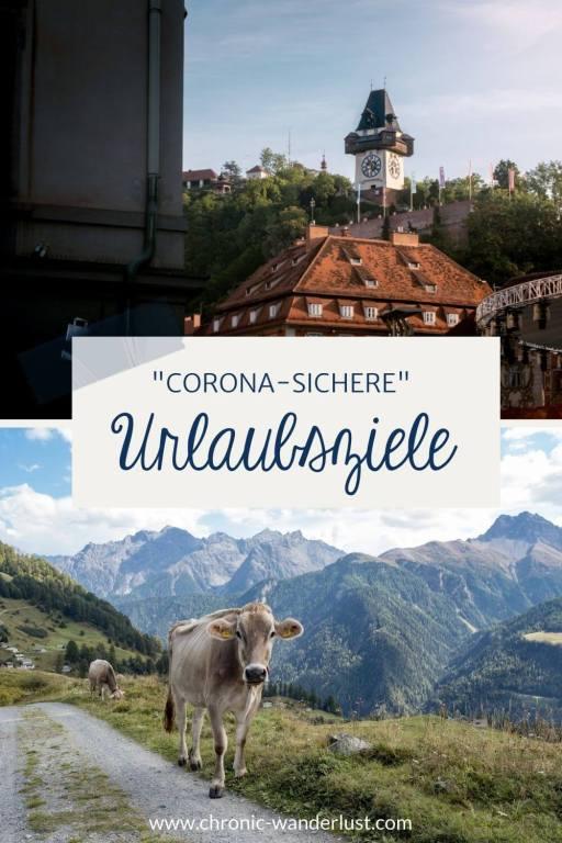 Corona sichere Urlaubsziele