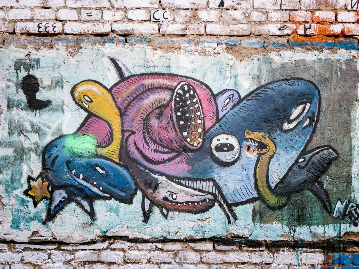 Street Art Gries Graz