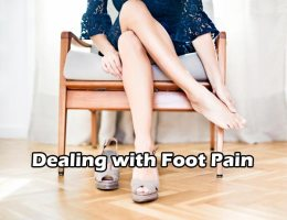 Dealing with Foot Pain