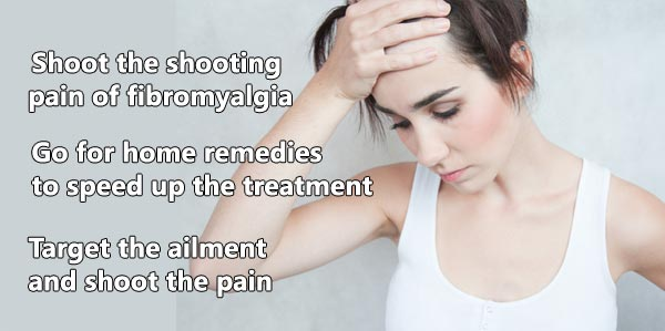 Target the ailment and shoot the pain