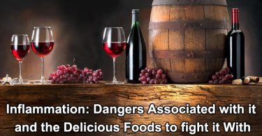 Inflammation Dangers Associated with it and the Delicious Foods to fight it With