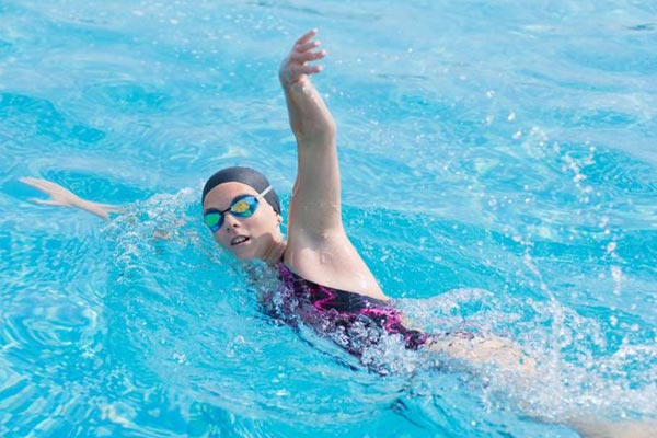 swimming for Muscle Stiffness