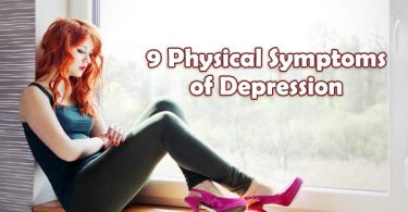 9 Physical symptoms of depression