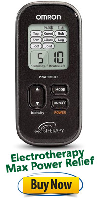 Electrotherapy Max Power Relief