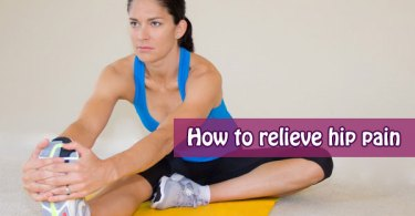 hip rotation pain relief