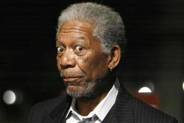morgan freeman fibromyalgia
