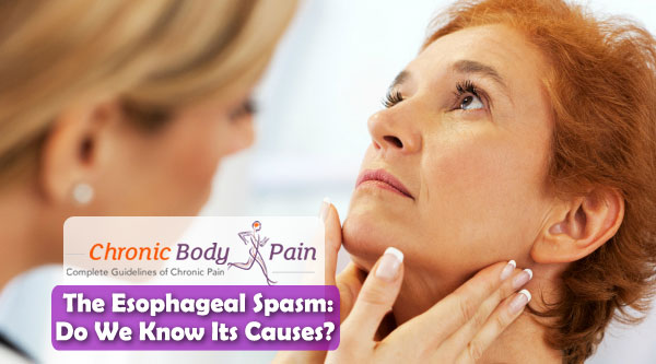 esophageal spasm causes