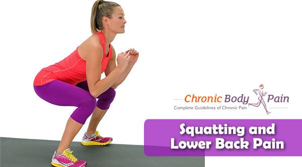 Squatting and Lower Back Pain