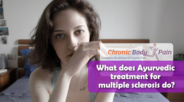 ayurvedic treatment for multiple sclerosis
