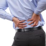 What causes pinched nerves in the back