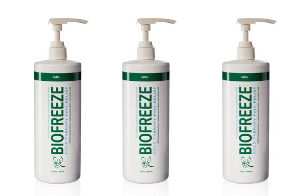 Biofreeze Pain Relief Gel review