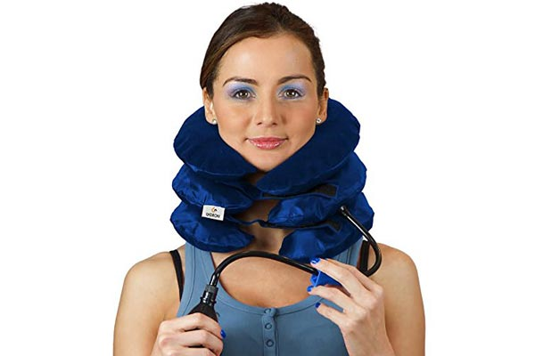 Gideon Cervical Neck Traction Device review