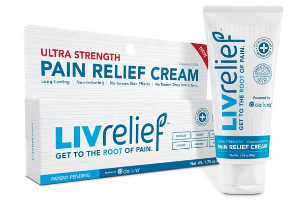 LivRelief Natural Pain Relief Cream review