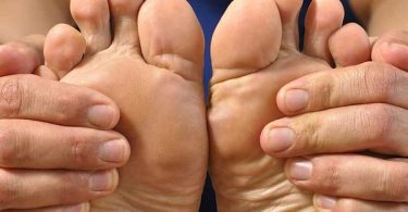 arthritis foot pain