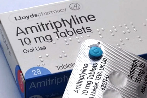 amitriptyline and weight gain