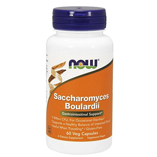 NOW Saccharomyces Boulardii