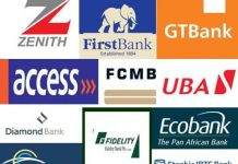 Some of Nigerian banks