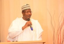 Prof Umar Danbatta, NCC Executive Vice Chairman
