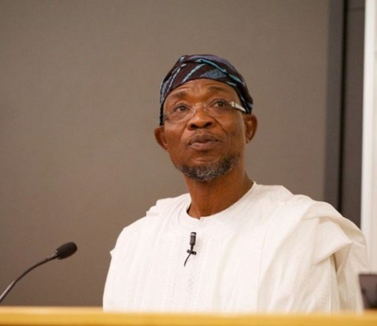 Ogbeni Rauf Aregbesola, Minister of Interior public holiday Ministry of Interior Expatriate Quotas