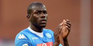 Manchester City are set to sign 29-year old Kalidou Koulibaly