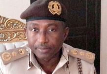 Comptroller General of Immigration, Mohammed Babandede