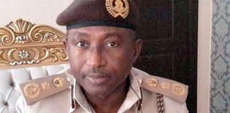 Comptroller General of Immigration, Mohammed Babandede