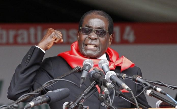 Robert Mugabe has been president since Zimbabwe gained independence