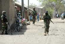 Jihadist have killed 30 people in Auno, Borno state Boko Haram
