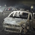 FILE: Vehicles damaged in the fuel tanker explosion Photo: AFP