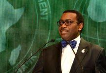 Akinwunmi Adeshina, President AfDB says Nigeria needs cost effective tariff