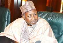 Jigawa State Governor, Alhaji Badaru Abubakar