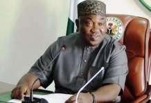 Governor of Enugu State, Ifeanyi Ugwuanyi