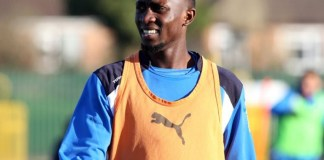 Wilfred Ndidi trained with his new Leicester City teammates for the first time on Thursday morning