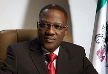 Governor Abdulfatah Ahmed has dumped APC for PDP in Kwara