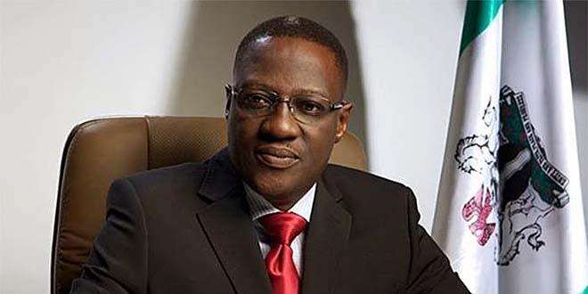 Governor Abdulfatah Ahmed has dumped APC for PDP in Kwara