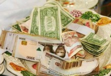 Naira now exchange for N364 to a dollar