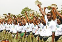 Corps members are yet to be paid October allowance