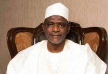 Minister of Education, Adamu Adamu and favourite for the Chief of Staff job