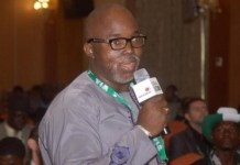 Amaju Pinnick, Nigeria Football Federation, NFF, President is favourite to win