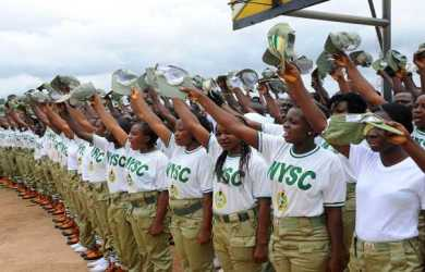 NYSC will sanctions seven NYSC members in Nasarawa