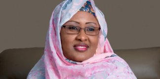 Nigeria's First Lady, Aisha Buhari accused the daughter of Mallam Mamman Daura of leaking her video