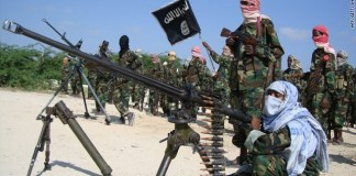 al-Shabab has killed six Somalia government spies
