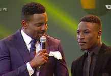 Bassey, right, evicted